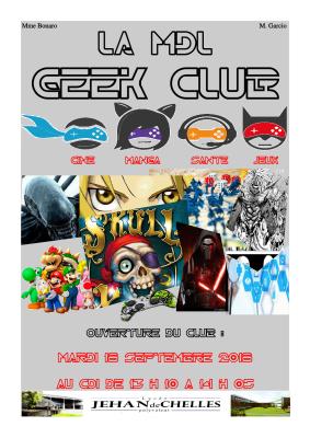 A3 club geek